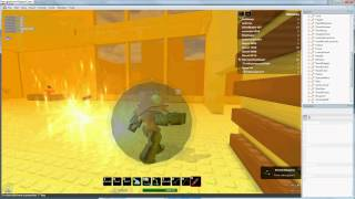 ROBLOX DLL exploit This is how destroying bases SHOULD be