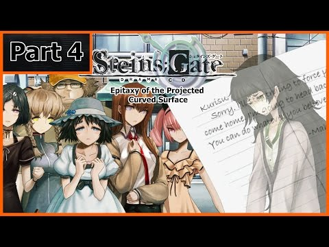 STEINS;GATE ANIMATED DRAMA: Epitaxy of the Projected Curved Surface-part4【Connectionism】