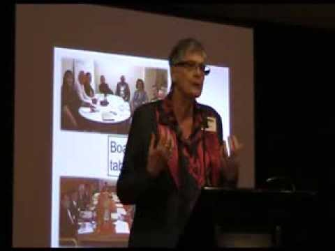 Charities Services Annual Meeting 2013 - Marion Blake, Platform Trust