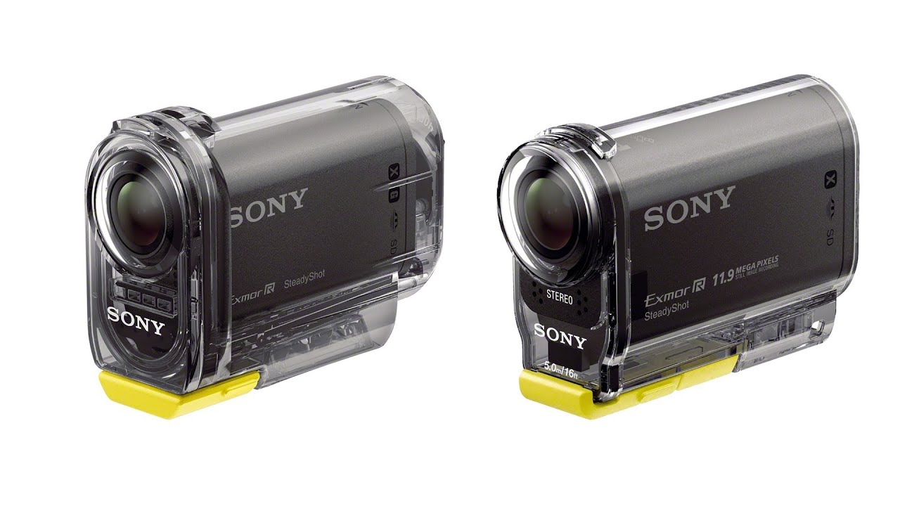 Camera Sony As30 Action Cam sony hdr as30v vs as15 youtube
