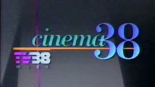 "Classic TV Memories - WSBK-TV 38 Boston ""Cinema 38"" Fall 1994"