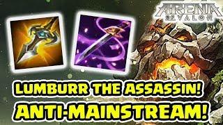Download Video AKU ADALAH ASSASSIN TERHEBAT KATA LUMBURR LAPENDOR!! Butterfly? APANTUH! - Arena of Valor MP3 3GP MP4