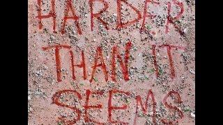 Harder Than It Seems