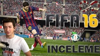 FIFA 16 PC DEMO İnceleme / 60 FPS