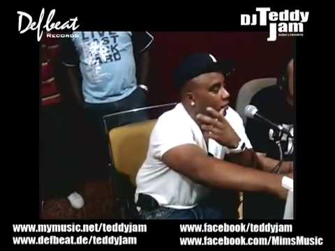 MIMS and DJ TEDDY JAM LIVE IN SUDAN PROMOTING PEACE & UNITY 2010