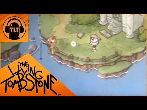 Cuphead Remix-Inkwell Isle One-The Living Tombstone