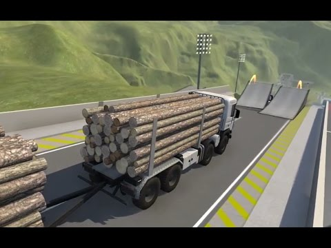 High Speed Crash Compilation 11 - BeamNG.Drive Car Accident