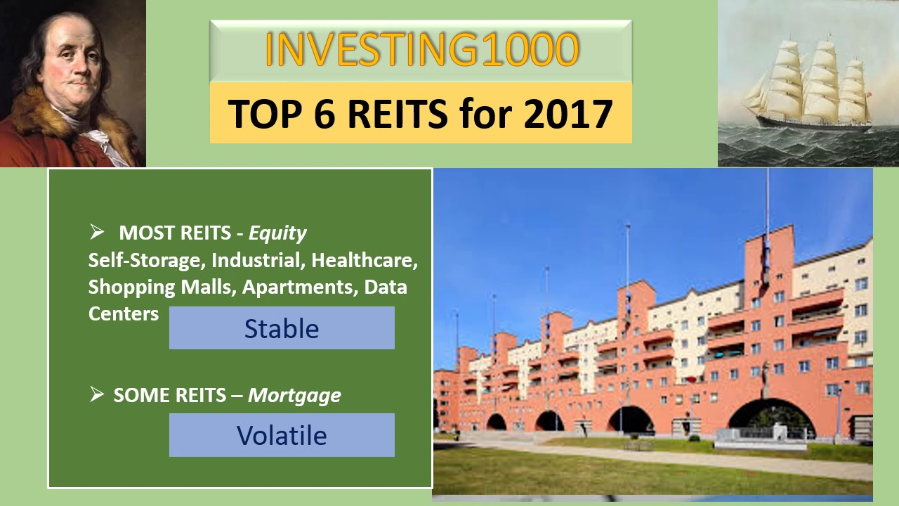 Best investment options for 2017