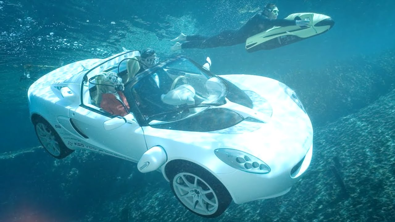12 Most Amazing Vehicles in the World