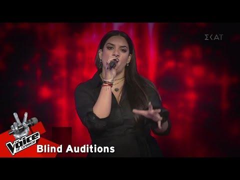 Μαλβίνα Γερμανού - I will survive | 14o Blind Audition | The Voice of Greece