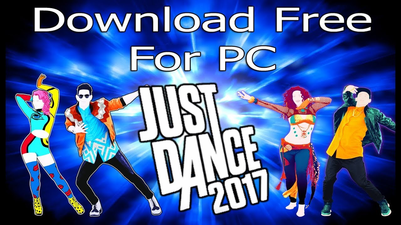 just dance free download on the computer