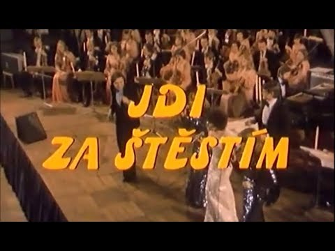 Karel Gott - Jdi za štěstím (Dokumentární 1979) Světová Tour '77/78