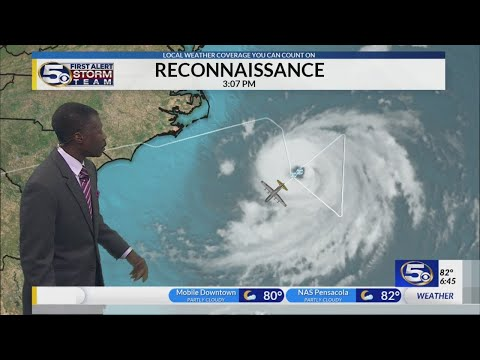 Category 1 Hurricane Chris Moves Northeastward