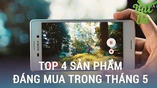 Vật Vờ - Top 4 smartphone đáng mua sẽ xuất hiện trong tháng 5/2015