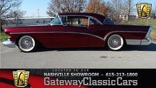 1957 Buick Century, Gateway Classic Cars Nashville#675