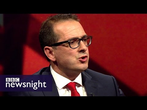 Extended interview with Owen Smith on his Labour leadership bid - BBC Newsnight
