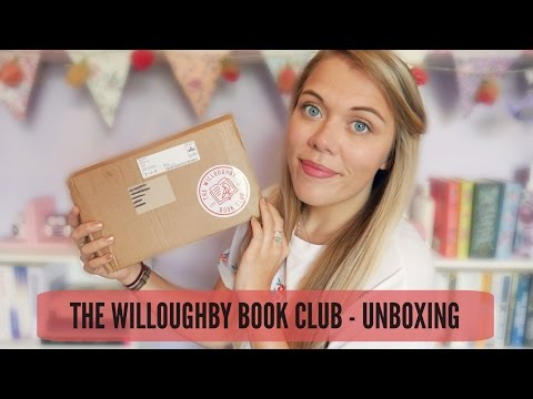 The Willoughby Book Club | Unboxing & Review