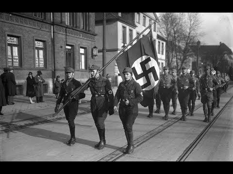 1 ч. Народный суд в нацисткой Германии. - Поджог Рейхстага. (рус. субтитры)