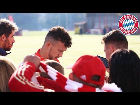 Last FC Bayern Training Before Travelling To Olympiakos Piräus | UEFA Champions League
