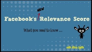 Facebook's New Relevance Score: What You...