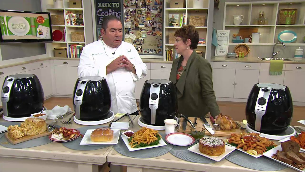How To Use The Air Fryer Pro System With Jane Treacy And