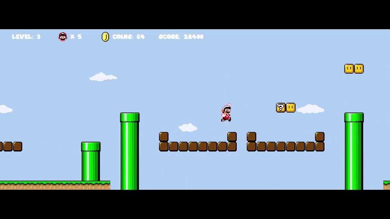 Mario Maker Online