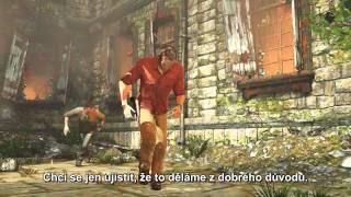 Uncharted 3 E3 2011 trailer cz titulky