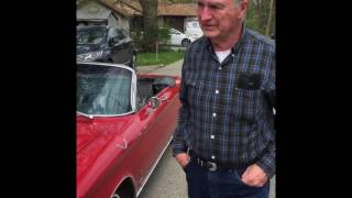 Grandpa gets reunited with his old car AmAZING SURPRISE!!