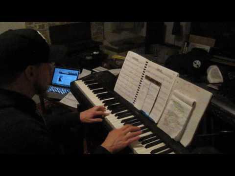 Kid Cudi Day 'N' Nite Piano Cover