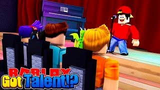 ROBLOX - ROBLOX GOT TALENT?!!!