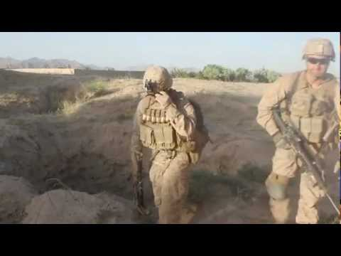 Marines Assault Insurgent Stronghold In Kajaki, Afghanistan - 2nd Battalion, 5th Marine Regiment