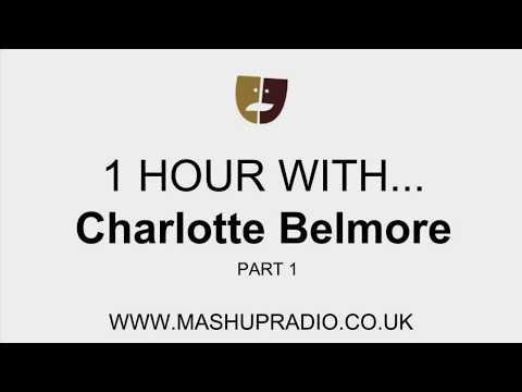 Mashup Radio - 1 HR with Charlotte Belmore Part 1