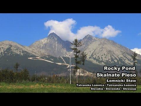 Lomnicki Pond / Skalnaté Pleso, Tatranská Lomnica / Tatrzańska Łomnica, Slovakia / Slovensko