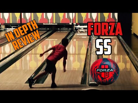 Forza SS by Motiv - Full Youth Bowling Ball Review