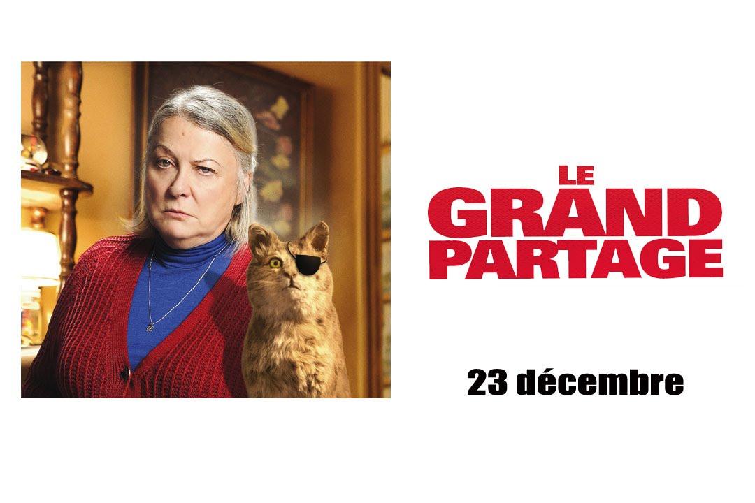 LE GRAND PARTAGE - Teaser#2 - au cinéma le 23 décembre
