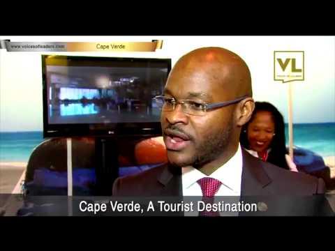 Voices of Leaders Interviews Humberto Santos de Brito, Tourism Minister, Cape Verde