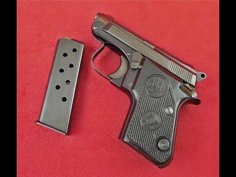 Beretta Jetfire in .25 ACP Pocket Pistol