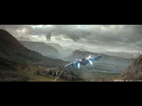 Dreadnought Teaser trailer
