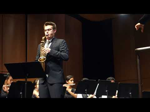 Symphonic Wind Ensemble #1 Saratoga High School Music Building Opening Gala