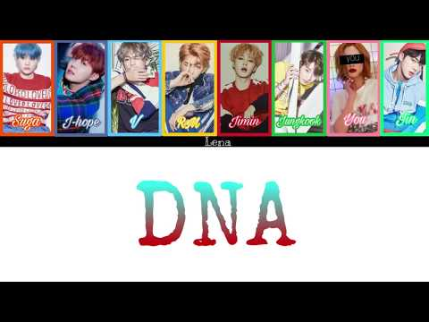 BTS + you (8 members) - DNA