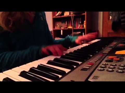 Freestyle Piano With And We Danced Macklemore Chords Youtube