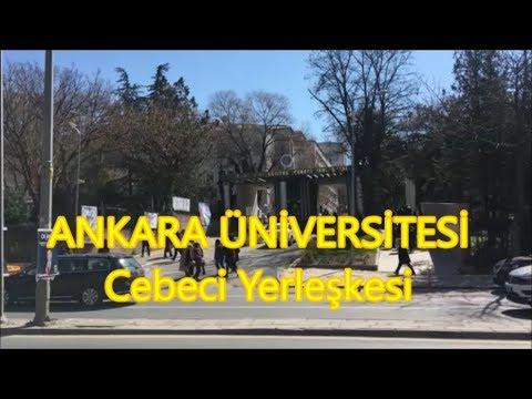 ANKARA ÜNİVERSİTESİ- Cebeci Kampüsü