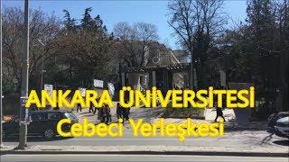 Gambar cover ANKARA ÜNİVERSİTESİ- Cebeci Kampüsü