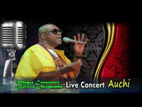 Auchi Music► Mayor Constance Bolivia Osigbemhe Live Concert Auchi Vol.1 (Young Bolivia Latest)