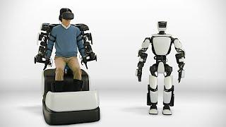 Toyota T-HR3 Humanoid Robot - TOYOTA ROBOT 2018