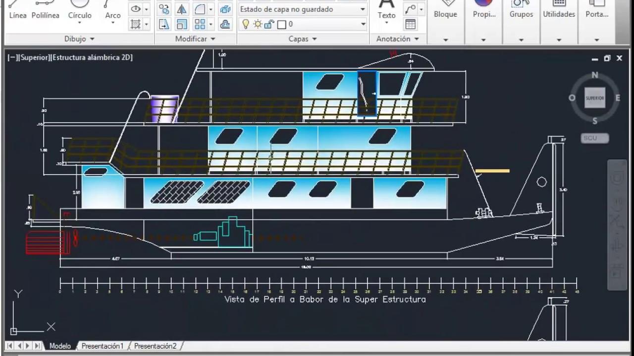 Planos barcos gratis p4 decarga en la descripcion free for Programa para hacer planos 2d gratis