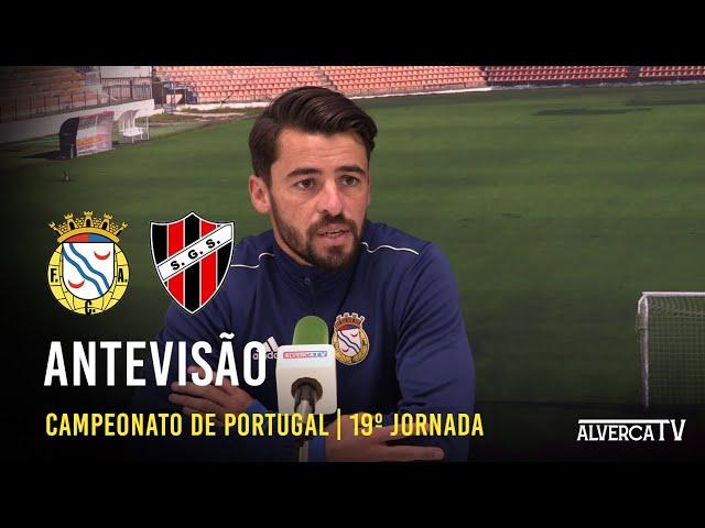 FC Alverca vs. SG Sacavenense - Antevisão