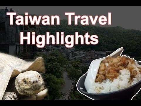 Taiwan Travel Highlights | Darius Travels
