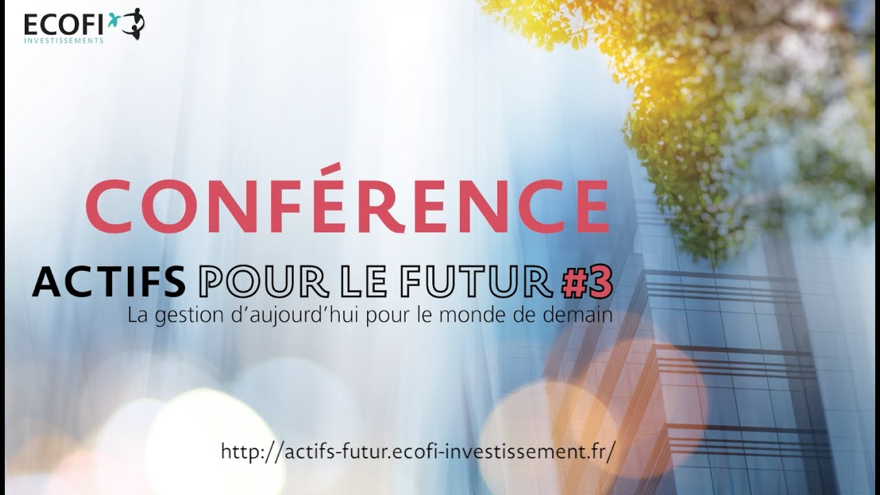 [Conférence #ActifsFutur3] MAKING-OFF