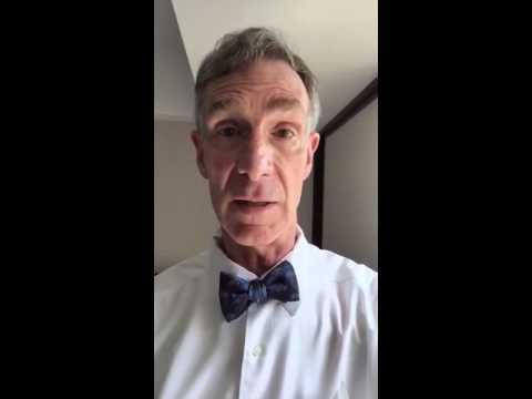 Bill Nye 72 hours!